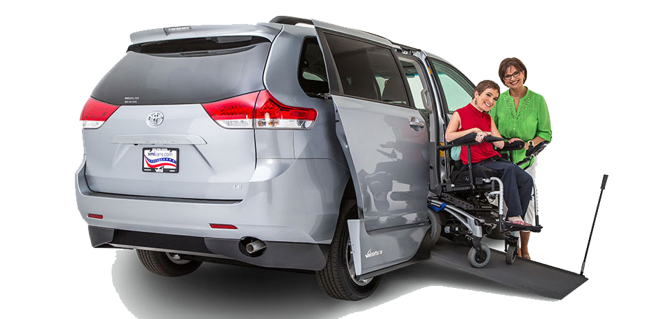 Wheelchair Van Dealer in Rochester