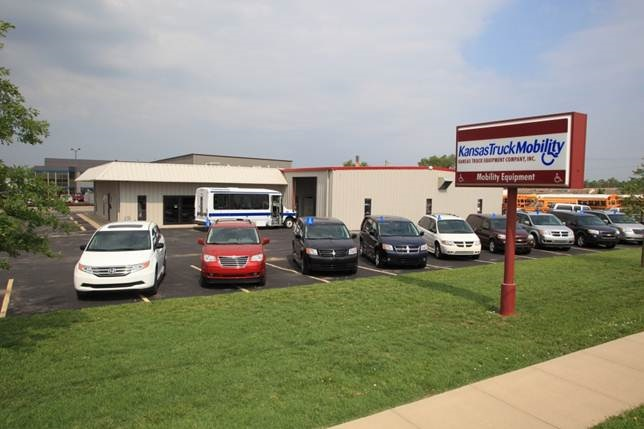 Wheelchair Van Dealer in Wichita
