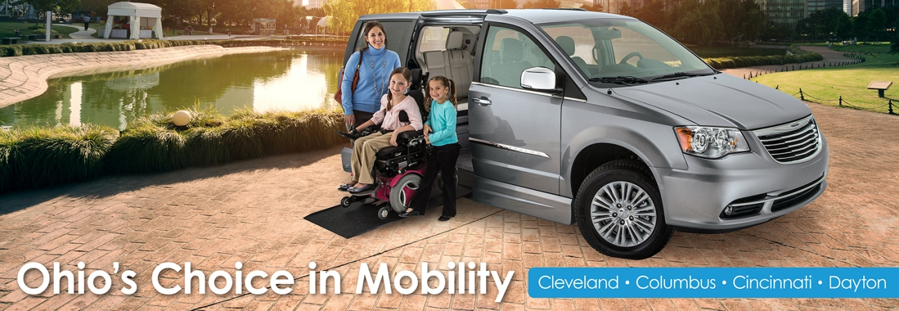 Wheelchair Van Dealer in Cincinnati