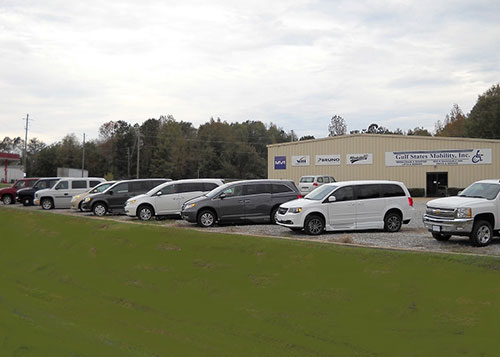 Wheelchair Van Dealer in Wetumpka