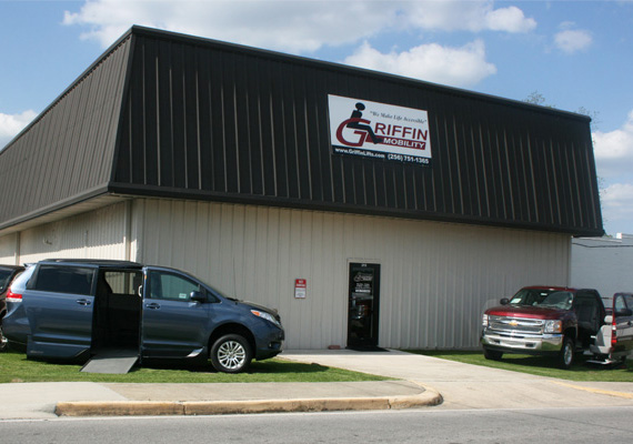 Wheelchair Van Dealer in Hartselle