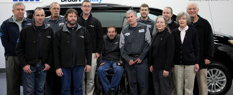 Wheelchair Van Dealer in East Granby