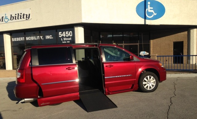 Wheelchair Van Dealer in Benton