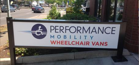 Wheelchair Van Dealer in Eugene