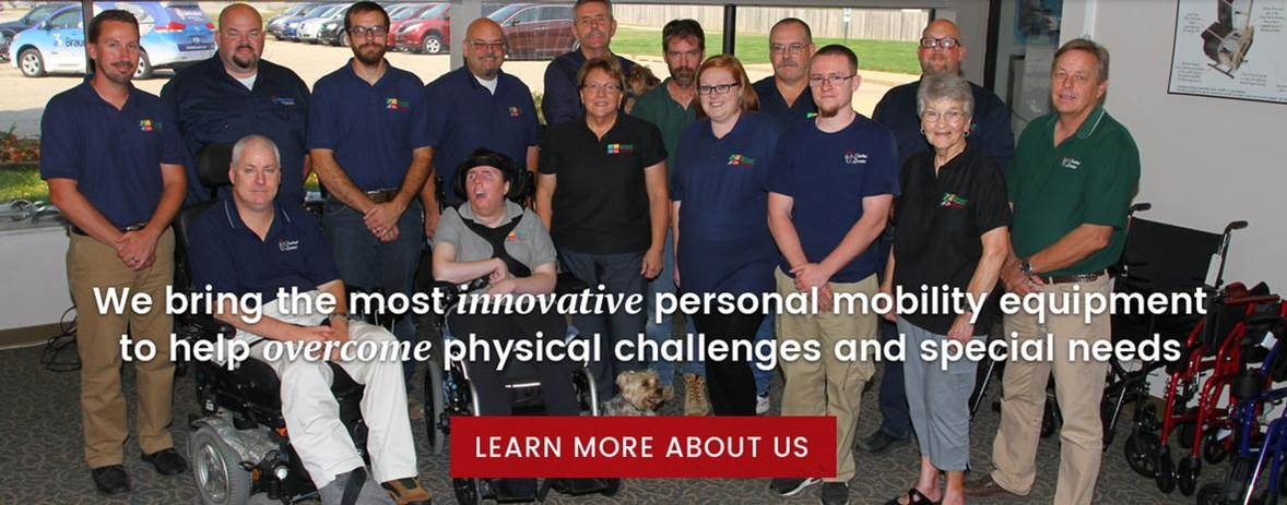 Wheelchair Van Dealer in Springfield