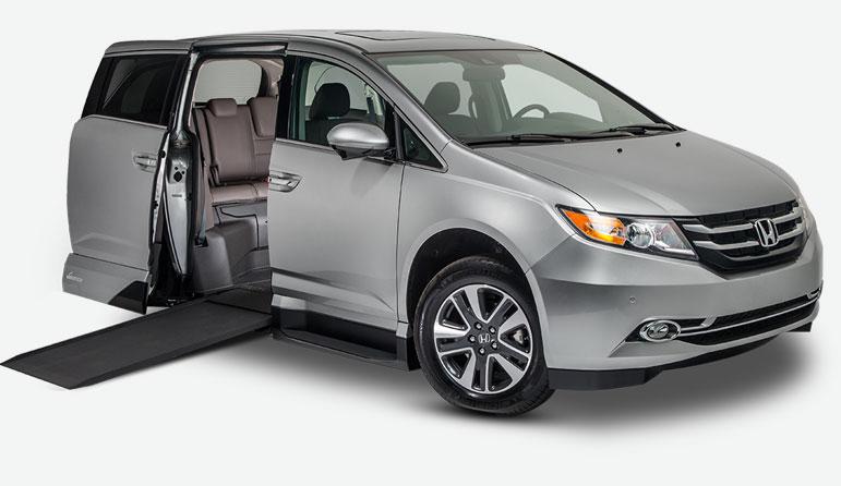 Dodge Grand Caravan For Sale >> Honda Odyssey Wheelchair & Handicap Vans for Sale   VMI