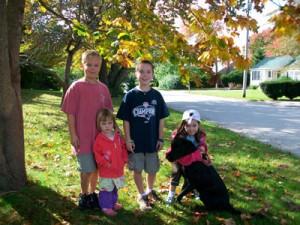 The Reddingtons Kids