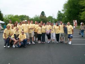 Race for Grace Volunteers