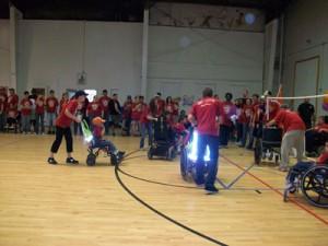 Manual Wheelchair Soccer Tournament by MDA