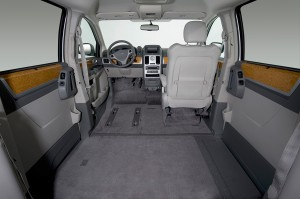 VMI Northstar Conversion with Removable Front Seat