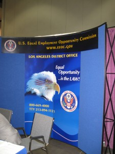US EEOC at the Abilities Expo
