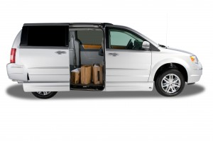 Chrysler Town & Country with a VMI Northstar Conversion
