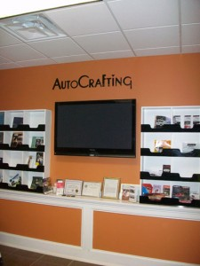 AutoCrafting Waiting Area