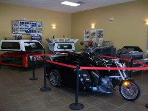 AutoCrafting Showroom