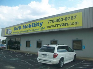 R & R Mobility Equipment Dealer in Conyers, GA