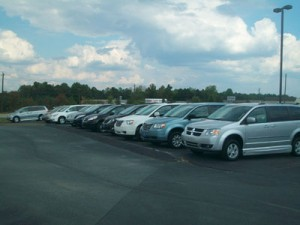 Wheelchair Vans Inventory