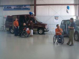 ADA Celebrates Customer Appreciation Day - Oct 2010