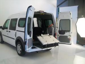 VMI Fiorella F500 Wheelchair Van Lift