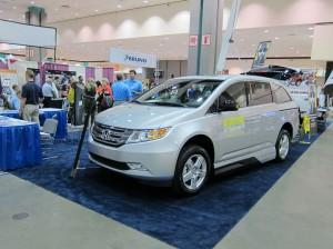 2011 VMI Honda Odyssey