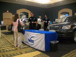 VMI Booth at the ADED Conference