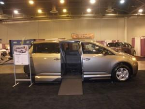 2011 VMI Honda Odyssey Northstar