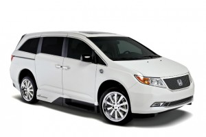 25th Anniversary VMI Limited Edition Honda Odyssey