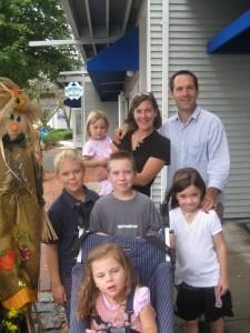 Tara and her beautiful family