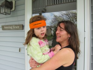 Grace - the Real Tough Mudder!