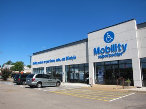 Mobility Supercenter in Richmond Virginia