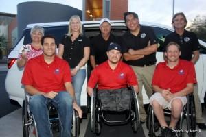 VMI Team with Joe, Nick and Scott