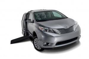 The all new VMI Toyota Sienna Northstar!