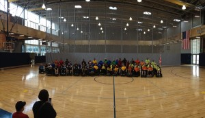 All 11 Teams at 2013 Power Blast Power Soccer Tournament