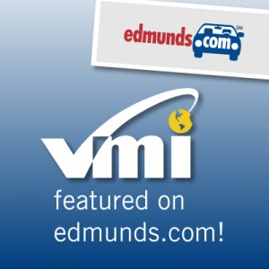 VMI Featured on Edmunds.com