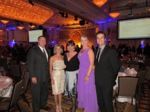 VMI Crew at the PVA Gala