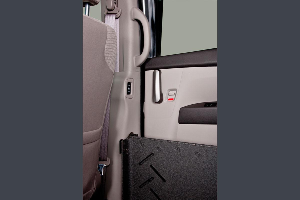 Honda Odyssey Northstar Interiors