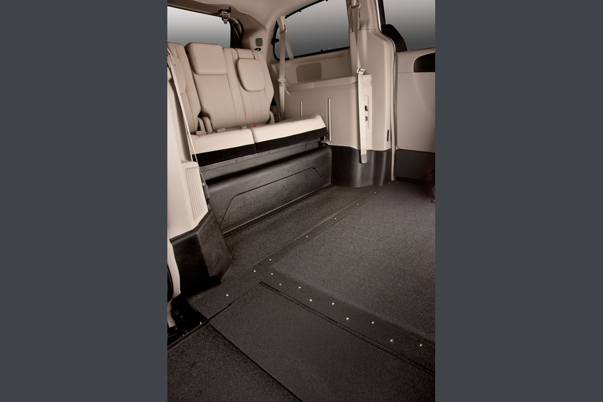Chrysler Town Country Northstar Rubberized Mats