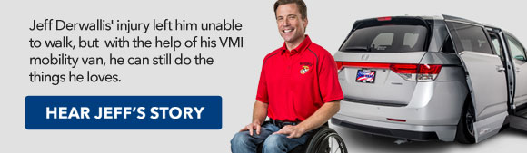 Hear Wheelchair Van Owner Jeff's Story