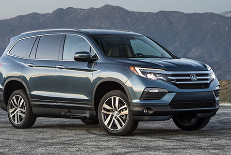 2018 honda pilot savings