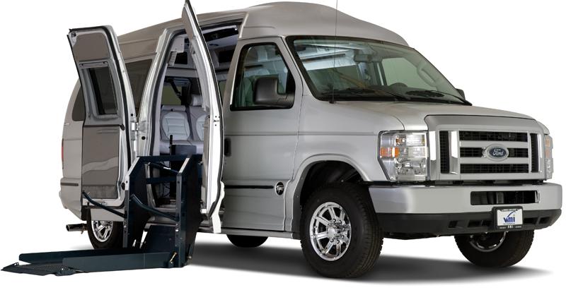Full Size Mobility Van