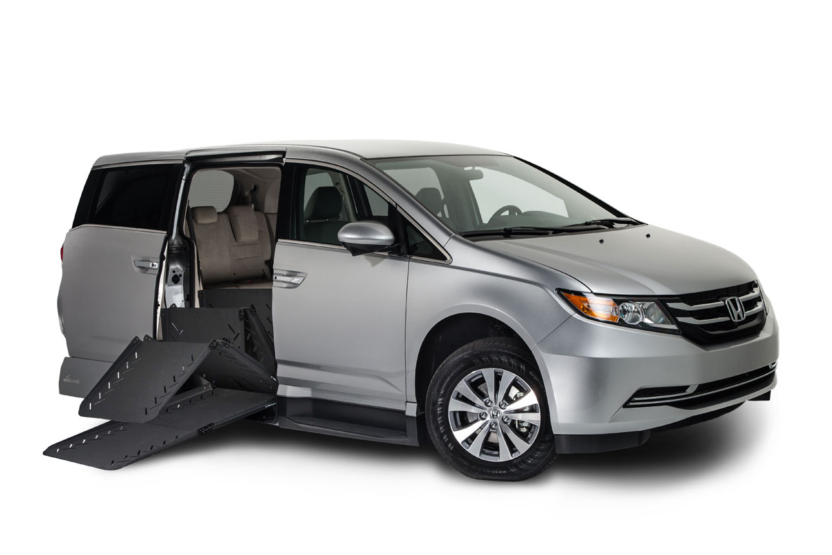 Honda Odyssey Summit Progression