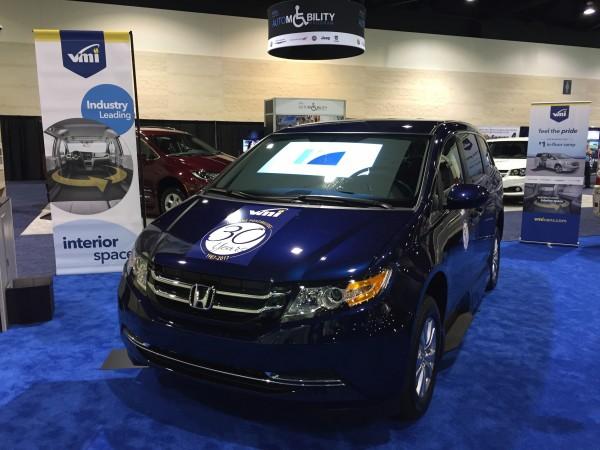 VMI Honda Odyssey