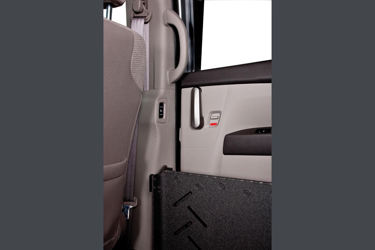 Honda Odyssey Summit Odyssey Summit Door