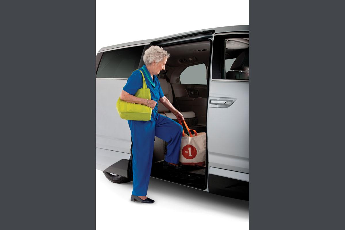 Honda Odyssey Summit Odyssey Women Gap