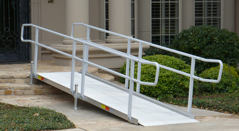 Portable Wheelchair Ramps For Homes What To Know