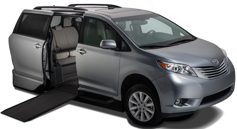 Toyota Northstar Conversion van
