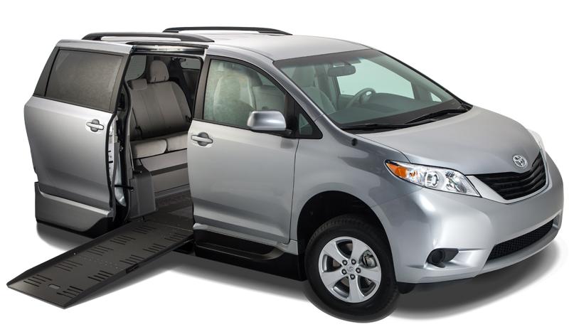 Toyota Summit Wheelchair Minivan