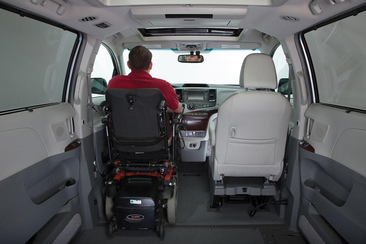 Vmi Toyota Sienna Northstar Access360 U2122 Handicap Vans