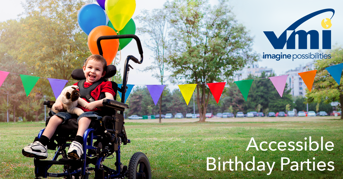 Accessible Birthday Party Locations
