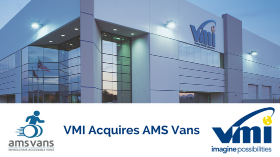 VMI Acquires AMS Vans