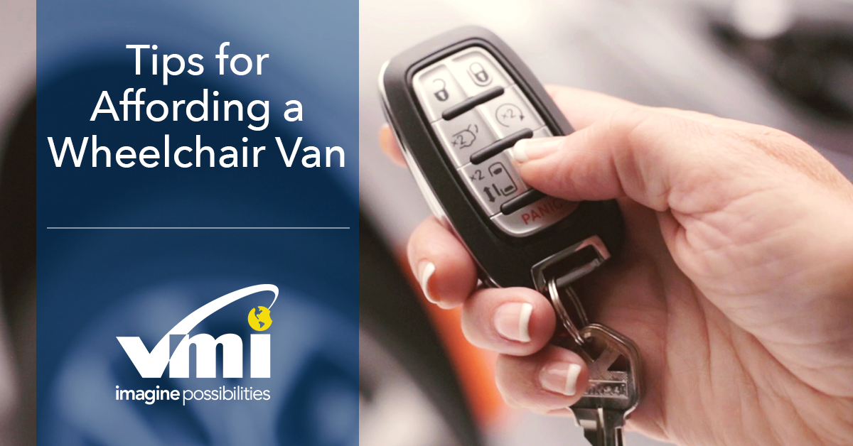 a wheelchair van remote unlocker